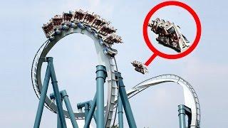 5 Tragic Theme Park Accidents Caught on Camera 2017