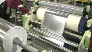 getlinkyoutube.com-Aluminum Foil / Paper Embossing Machine FEM Series