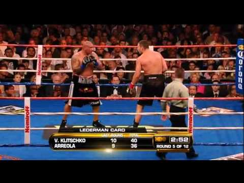 Vitali Klitschko vs Chris Arreola
