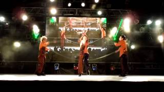 getlinkyoutube.com-Fusion of Gambit 学園祭 2012 3.4回生デモ