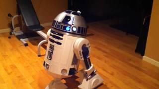 full size r2-d2 fully functional