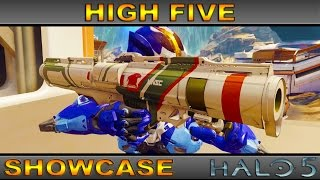 High Five - Ultra Rare Weapon Showcase - Halo 5 Guardians