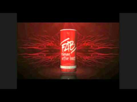 FAB - Forever Active Boost Natural Energy Drink with Aloe Vera & Guarana