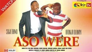 ASO WERE PART 1 Yoruba Nollywood Drama Starring Faithia Balogun and Odunlade Adekola