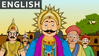 getlinkyoutube.com-The Most Valuable Thing - Tales of Tenali Raman - Animated/Cartoon Stories For Kids