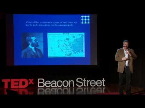 Innovate to Meet the Challenge of Conservation: Jim Levitt at TEDxBeaconStreet