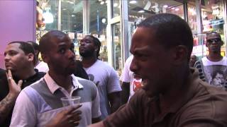 Keith Murray s'est battu avec Dame Dash & Tupac?
