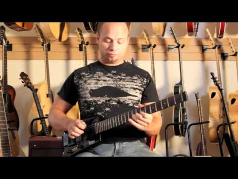 Hohner G3T Headless Travel Guitar Steinberger Matt Raines Review
