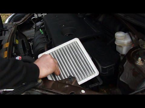 LIFAN X60 (2015): Замена воздушного фильтра