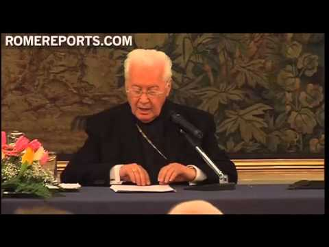 Archbishop Justo Mullor  Second Vatican Council has just begun