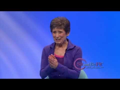 Sit and Be Fit - Facial Exercises - Mary Ann Wilson, RN - Neuro Rehab for Stroke Parkinson's