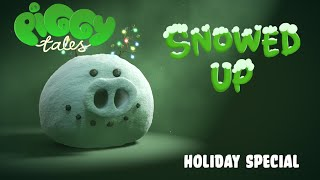 "getlinkyoutube.com-Piggy Tales: ""Snowed Up"" - Holiday Special"