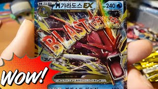 getlinkyoutube.com-천공의 분노 포켓몬 카드 게임 XY 확장팩 제 9탄 1번 박스 개봉기! 1부 우와 EX! Korean Breakpoint Pokemon Cards!