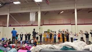 getlinkyoutube.com-Bluecoats 2013 Autumn leaves finals morning