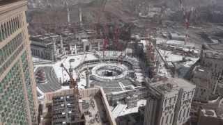getlinkyoutube.com-New construction of Masjid Al Haram (full HD)