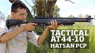 getlinkyoutube.com-Hatsan AT44-10 Tactical Review Carabina PCP Ventureshop.com.br