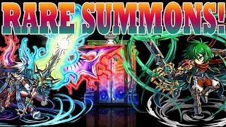 getlinkyoutube.com-Brave Frontier | Episode #354: Rare Summons For Kira and Quaid!