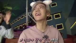 getlinkyoutube.com-EXO Baekhyun riding viking