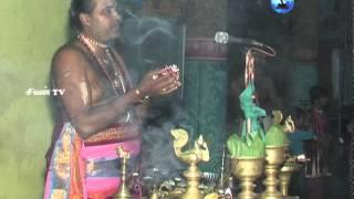 இணுவில் காரைக்கால் சிவன் கோவில் அம்மன் வாசல் 6ம் திருவிழா 16.01.2015
