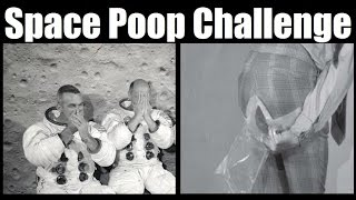 getlinkyoutube.com-NASA's Space Poop Challenge - Floaters Are Way Worse in Space
