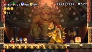 getlinkyoutube.com-New Super Mario Bros. U co-op walkthrough (with commentary) Part 33