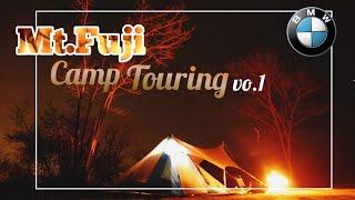 getlinkyoutube.com-【キャンプ】ねこバイさんのキャンプツーリング 前編【富士山】