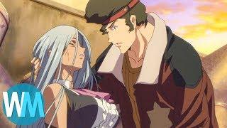 Top 10 Enemies Turned Lovers in Anime