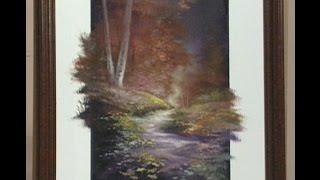 "getlinkyoutube.com-The Beauty of Oil Painting, Series 1, Episode 6 "" Autumn Splendor """