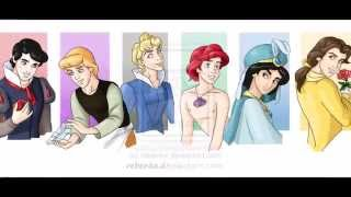getlinkyoutube.com-If You Can Dream- Disney Princes (Male Version)