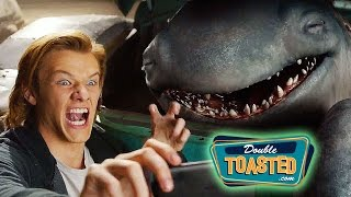 getlinkyoutube.com-MONSTER TRUCKS MOVIE REVIEW - Double Toasted Review