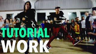 "getlinkyoutube.com-""WORK"" - Rihanna Dance TUTORIAL | @MattSteffanina Choreography (#DanceCoverContest)"