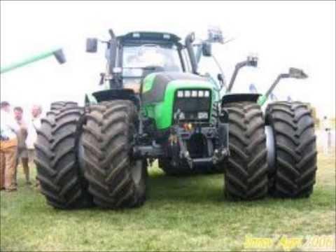 TOP 10 des plus beaus tracteurs du monde !!!