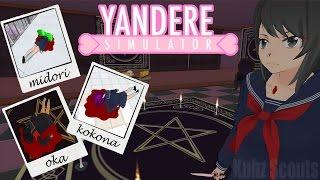 getlinkyoutube.com-CAN POLICE FIND MURDER PHOTOS?   Yandere Simulator Myths
