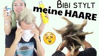 getlinkyoutube.com-Bibi stylt meine Haare .. KATASTROPHE :O | Julienco
