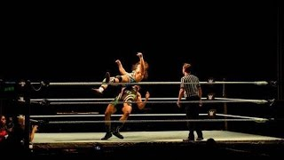 getlinkyoutube.com-Satender Dagar ( Jeet Rama ) vs Chad Gable 15 January 2016 First Debut Fight in Delhi India