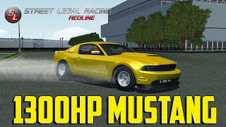 getlinkyoutube.com-Street Legal Racing - 1300hp Mustang