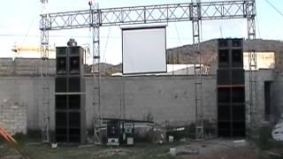 getlinkyoutube.com-sonido azteca probando equipo