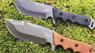 getlinkyoutube.com-10 Best Survival Knives - Survival, Bushcraft, Camping Knives | ETV-Approved