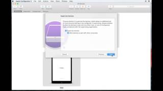 getlinkyoutube.com-Apple Configurator 2 - How to Prepare and Supervise Multiple iPads