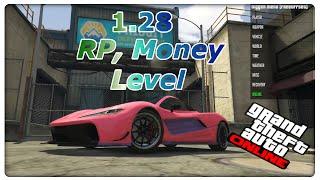 getlinkyoutube.com-GTA 5 Online Mod Menu Update 1.28  RP, Money, Level   Deutsch Tutorial GTA 5 PC Mods