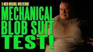 getlinkyoutube.com-Blob Mechanical Suit Test (Creating Movement) for X-Men Origins: Wolverine