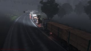 Greek Euro truck Simulator 2 Multiplayer(w/Greek Trans) Italy - Germany