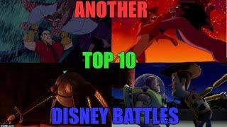 getlinkyoutube.com-Another Top 10 Disney Battles