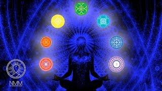 getlinkyoutube.com-Aura Cleansing Sleep Meditation: 7 Chakras cleansing meditation music, sleep meditation