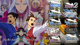 getlinkyoutube.com-Ace Attorney: All Objection! Themes 2016