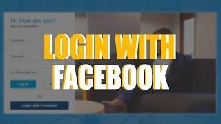 getlinkyoutube.com-LOGIN HOTSPOT MIKROTIK WITH FACEBOOK LOGIN