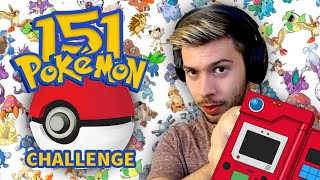 getlinkyoutube.com-151 POKÉMON CHALLENGE !! Défi Pokémon !
