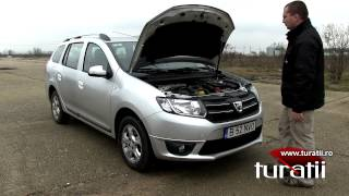 getlinkyoutube.com-Dacia Logan MCV 1,5l dCi explicit video 1 of 2