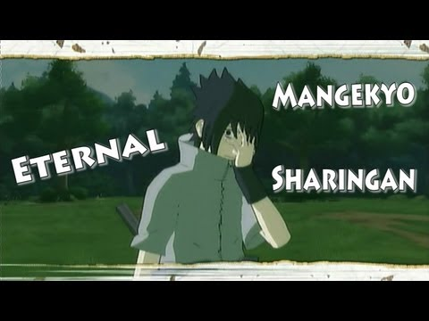 sasuke eternal mangekyou sharingan storm 3 sasuke eternal mangekyou ...