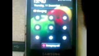 getlinkyoutube.com-Samsung Gt-i5500 (Galaxy 5) Easy Format